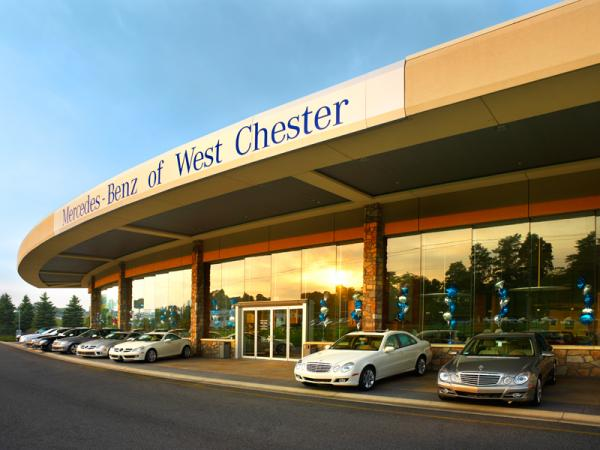 Mercedes Benz Dealership<br>West Chester, PA